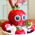 Eye Eat You: Edible Stick-On Eyes