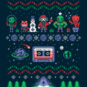 These Geeky Christmas Sweaters are Perfect for the Season