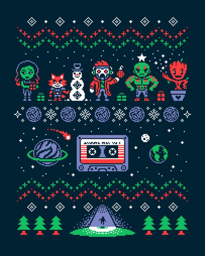 Geeky Christmas Sweatshirts