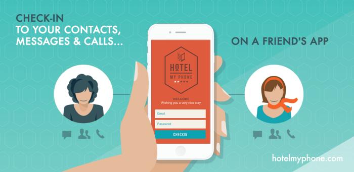 Hotel My Phone app0