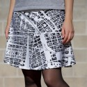 Monochome Custom Prints the Map of Your Choice Onto Your Clothes