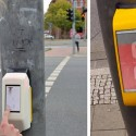 Pong Traffic Light Lets You Play With Folks On the Other Side