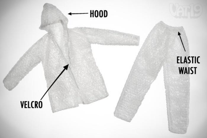 The Bubble Wrap Suit1