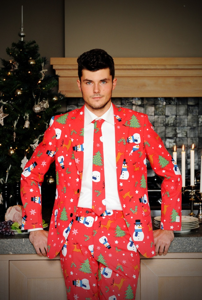 Ugly Is In Ugly Suits Inspired By Ugly Christmas Sweaters