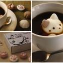 Kitten Shaped Marshmallows