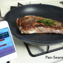 Pantelligent Is A Smart Frying Pan That Takes The Guesswork Out Of Cooking