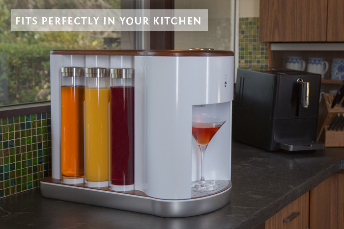 Somabar Is A Robotic Drink Maker For The Home Ohgizmo