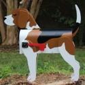 Beagle Dog Mailbox: A Mailman's Best Friend