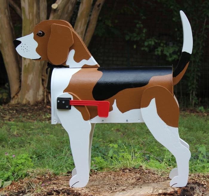 Beagle Dog Mailbox