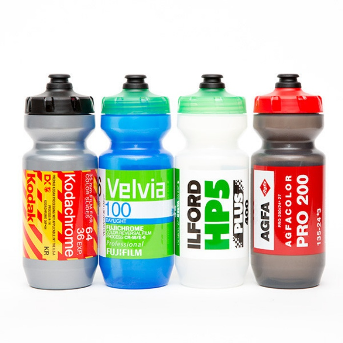 Classic 35mm Film Canisters Water Bottles