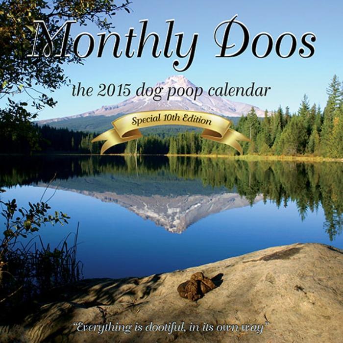 Dog Poop Calendar