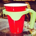 'Handle This Cup' Lets You Carry More Beer Than You Can Handle