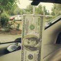 Smell Rich: Hundred Dollar Bill Air Freshener