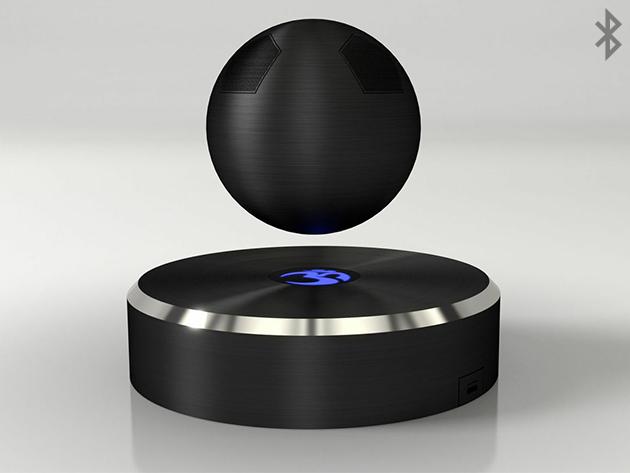 Om One Levitating Bluetooth Speaker