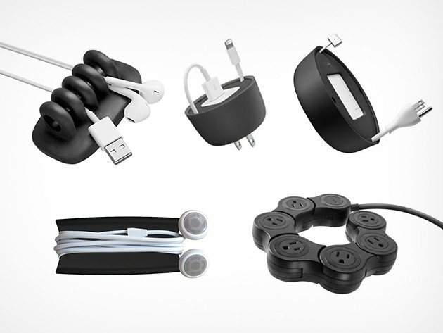 Quirky Apple Accessory Bundle
