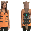 Guardian Of Your Galaxy: Rocket Raccoon Tank Top is Outasight!