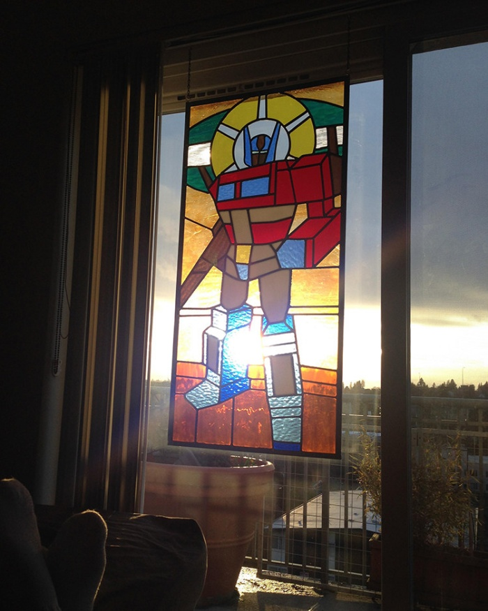 Saint Optimus Of Prime
