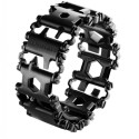 Weatherman's Multi-tool Bracelet Looks Awesome, Is Of Dubious Use