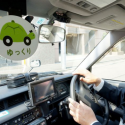 Turtle Taxi is a Car Service Where Cars Run at a Turtle's Pace