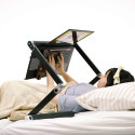 Getting Work Done While Laying On Your Back Has Never Been Easier