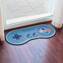 Hit Start to Enter: 16-Bit Game Controller Doormat