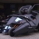 Batmobile Baby Stroller: For Your Little BatBaby