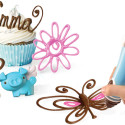Edible Art: Candy Craft Pen Uses Chocolate Ink