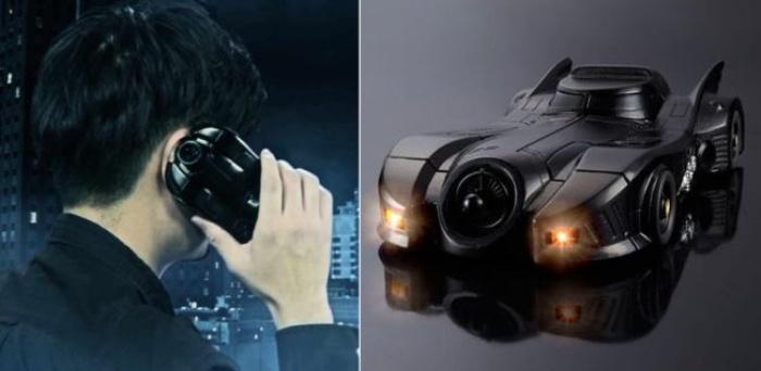 Case Batmobile