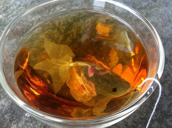 Fish Tea Bags