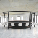 Of Swings and Booze: Bar With a Swingset for Seats Exists