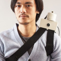 Grasp Can Perch An Instructor On Your Shoulder, Enables Easy Remote Coaching