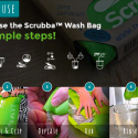 The Scrubba Bag Means Handwashing Your Laundry With Ease