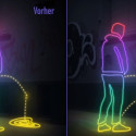 Superhydrophobic Coating Deals With Public Urinators