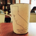 Eco-Friendly Coffee Cups Can Be Planted After Use