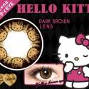 Hello Kitty Contact Lenses Exist