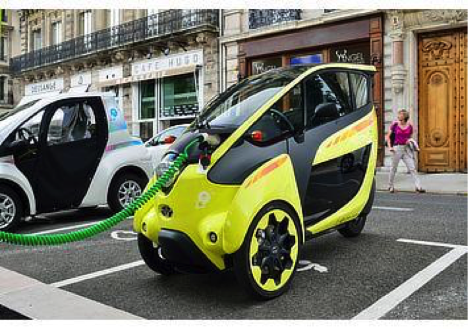 Sponsored: Discover Toyota's i-Road, Part of An Exciting Green Solution To An Urban Mobility Problem