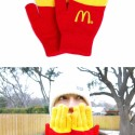 Marketing: McDonald's French Fry Gloves