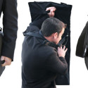 This Briefcase Doubles As A Bulletproof Shield