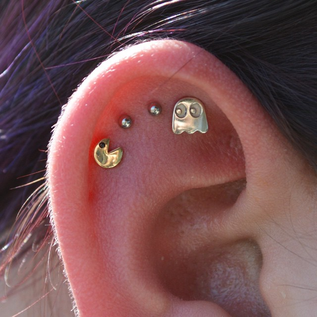 pacman-piercing