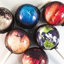Planetary Lollipops Look Too Good To Eat