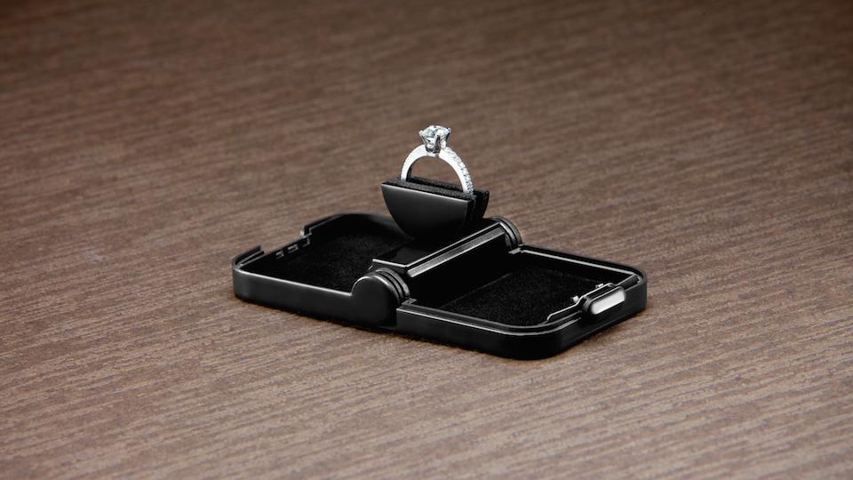 Double Wedding Ring Box 15 Fabulous RingStash Lets You Keep
