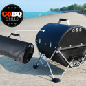 The GoBQ Is A Foldable, Ultra-Portable Grill