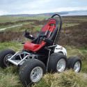 The HexHog Is The Ultimate Offroad Wheelchair