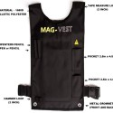 Magnetic Vest Holds Your Tools For You