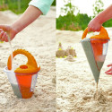 Think Of The Haba Baudino Spilling Funnel XXL As 3D Sand Castle Printing