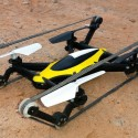 B-Unstoppable Is A Tank Quadcopter Hybrid With An Awesome Name