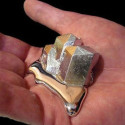 Gallium Is A Metal That Will Melt In Your Hand