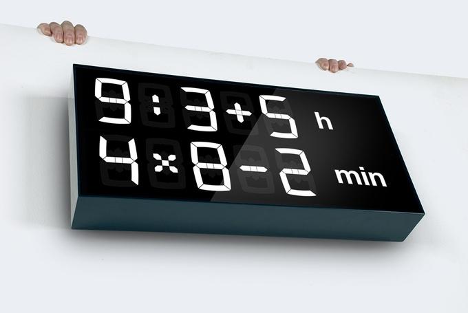 Albert - digital clock for kids (and grownups)