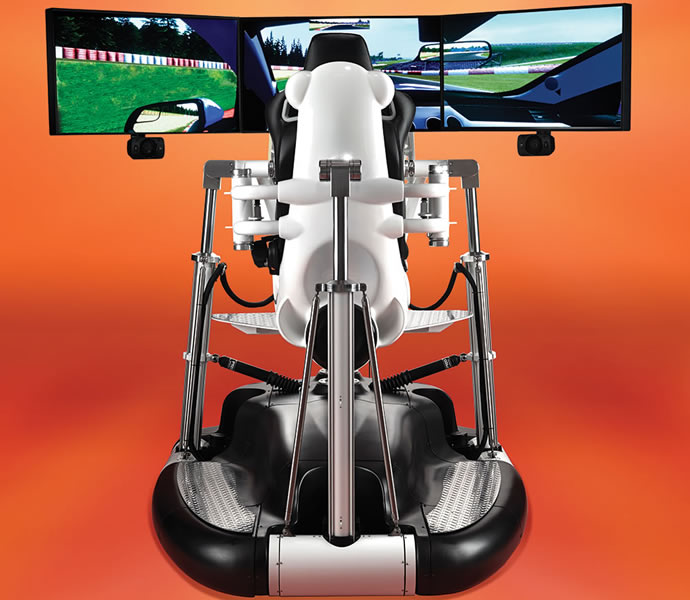 Hammacher-Schlemmer-suspended-racing-simulator-1