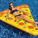 Too Bad You Can't Eat It: Inflatable Pizza Slice Pool Float